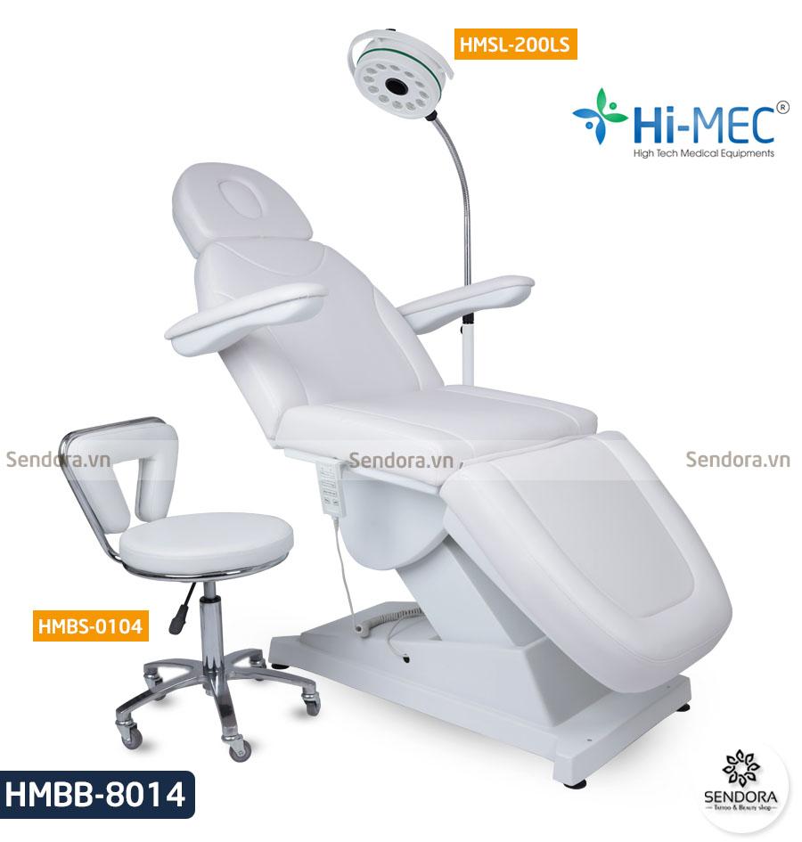 Giường điện tiêm Filler, botox dùng trong thẩm mỹ Hi-Mec HMBB-8014