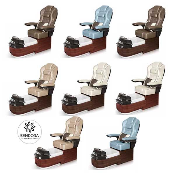 Một số mẫu ghế Pedicure có bồn đẹp nhất 2021