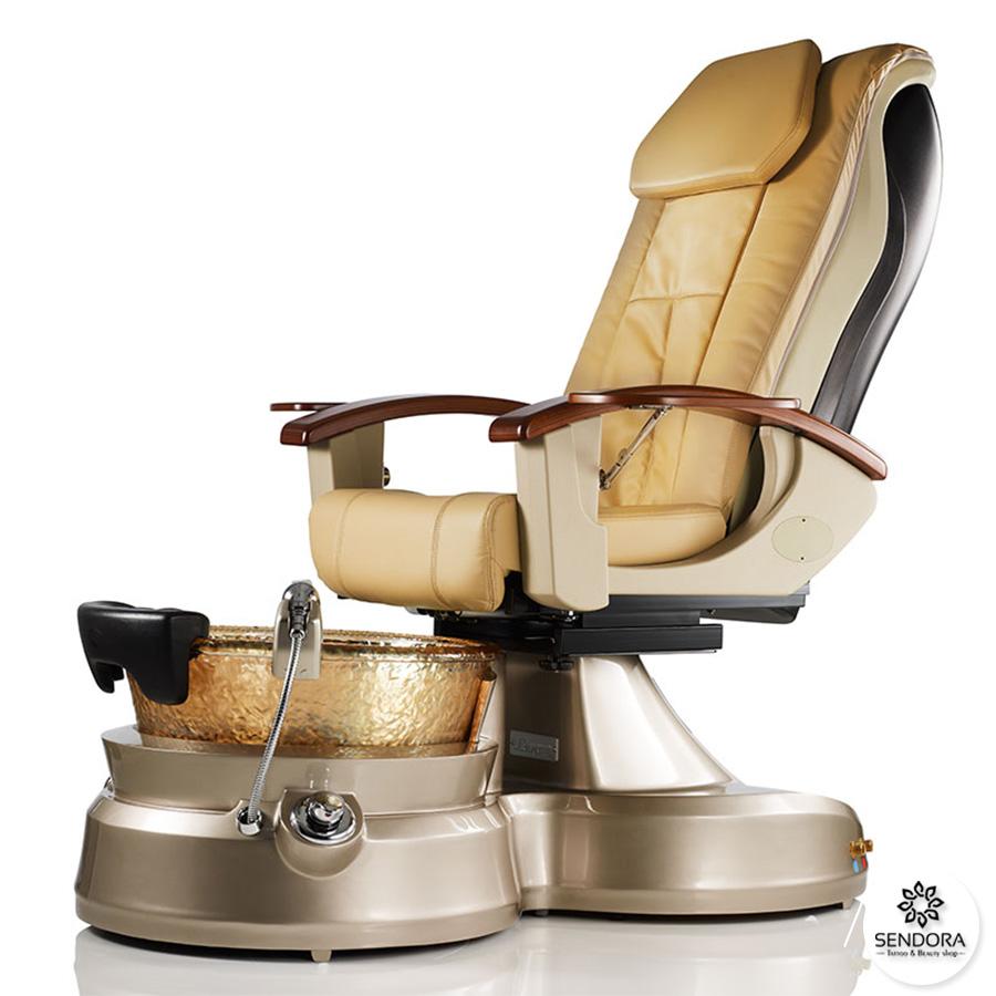 ghế làm móng, ghế nail cao cấp có massage