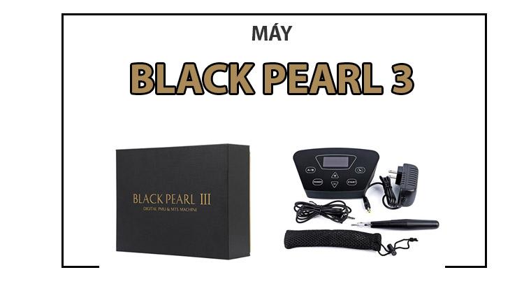 Máy hairstroke Black Pearl 3