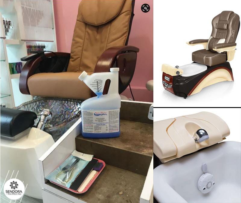 Cách vệ sinh và bảo quản ghế nail