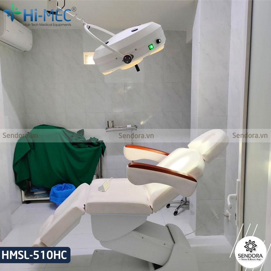 Đèn mổ phẫu thuật Halogen lắp treo trần