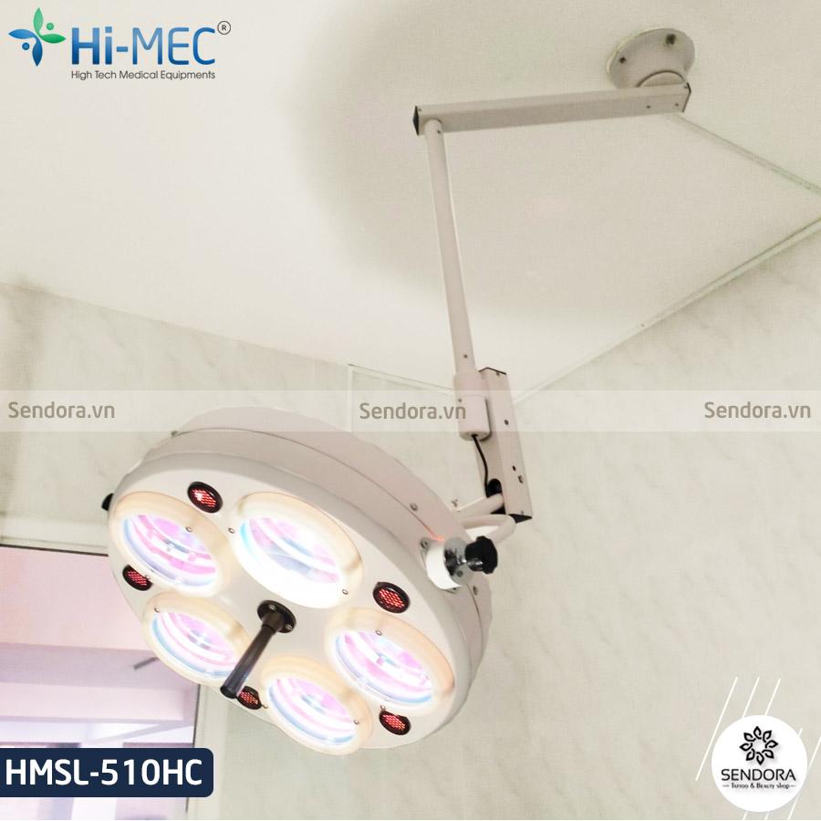 Đèn Phẫu Thuật Halogen HMSL-510HC (Treo Trần)