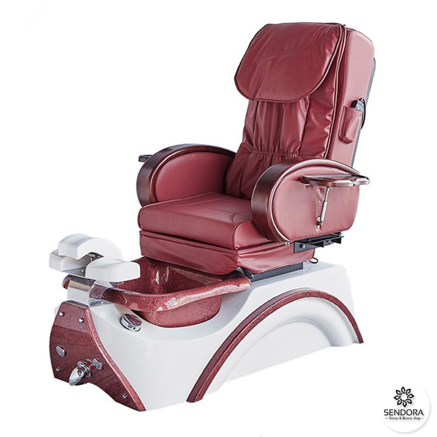 Ghế nail Elite Classic, ghế làm nail cao cấp massage Elite classic