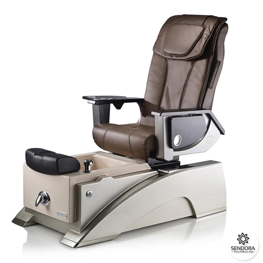 Ghế làm nail cao cấp, ghế nail massage làm móng chân