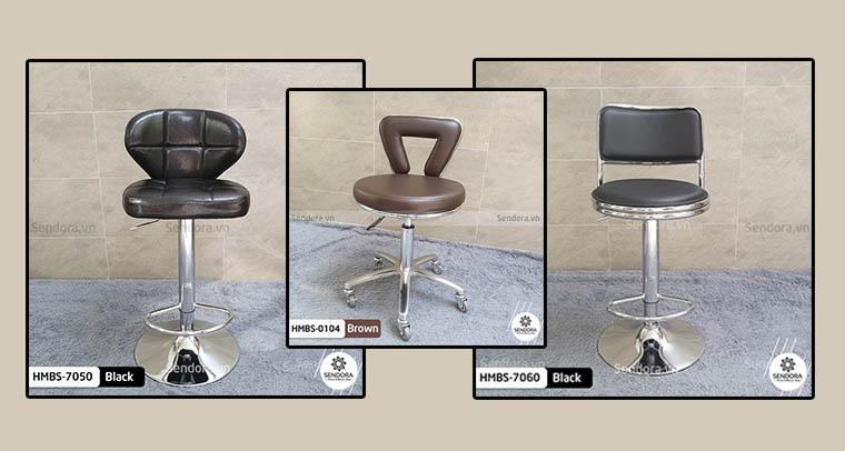 Các loại ghế xoay spa khác