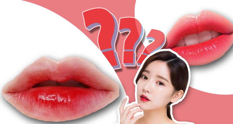 Giải pháp kích màu môi là gì