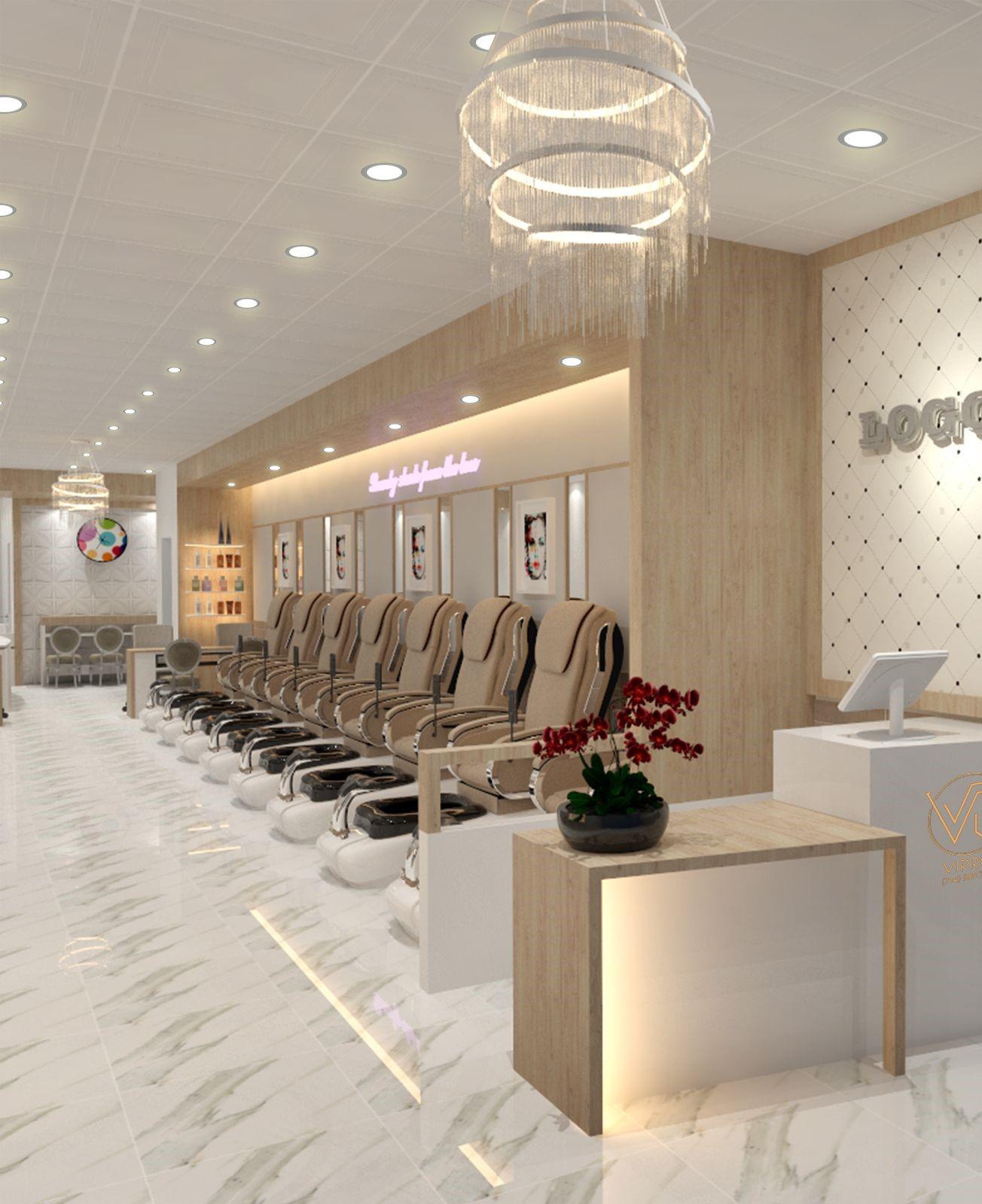 Ghế Spa Pedicure có sử dụng hệ thống massage