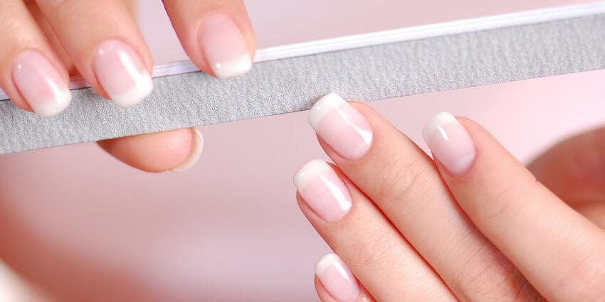 Dũa móng tay khá quan trọng trong quá trình làm nail