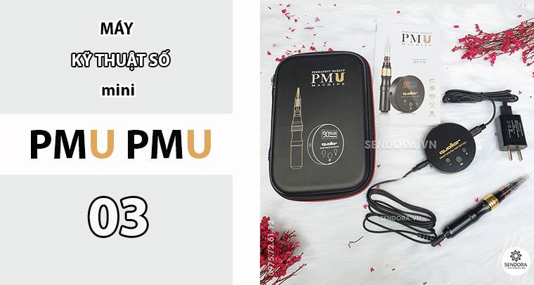 Máy hairstroke PMU-03