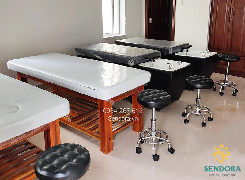 Review các loại giường massage giá rẻ