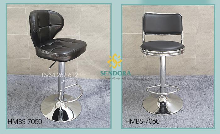 Tổng hợp các loại ghế tròn xoay spa siêu chất lượng