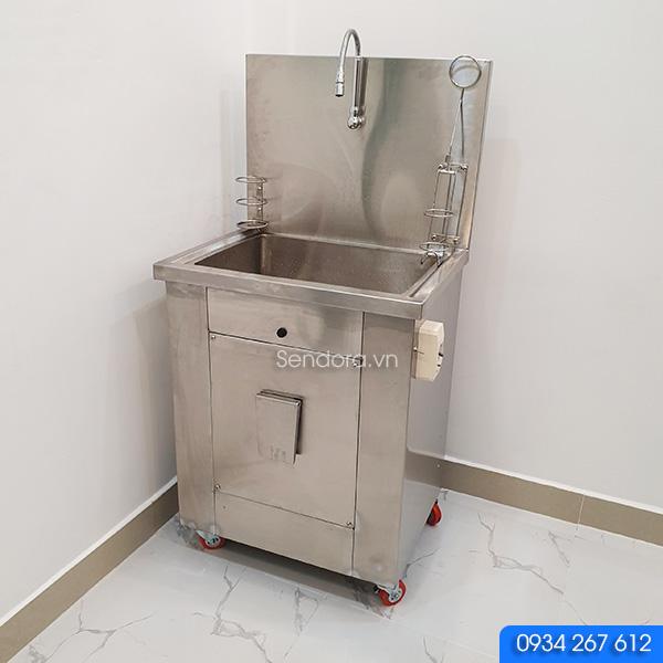 Bồn rửa tay tiệt trùng cho phòng tiểu phẫu