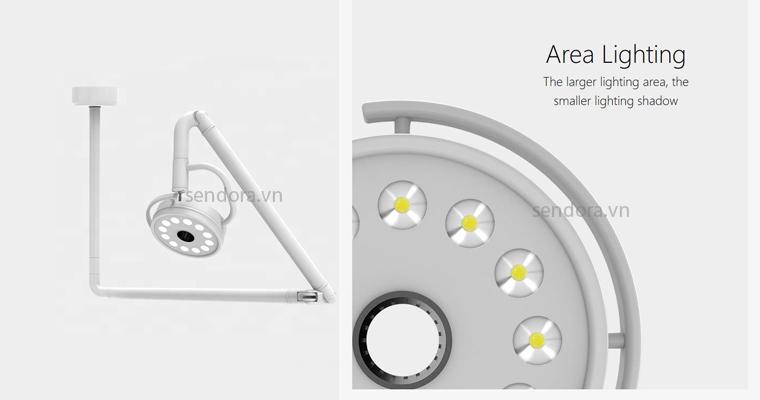 Đèn led treo trần LED KD-2012D-1