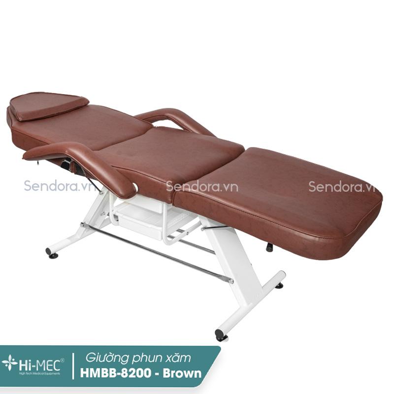 Sendora bàn giao lắp đặt giường phun xăm Hi-Mec HMBB-8200 quận 12 TP. Hồ Chí Minh