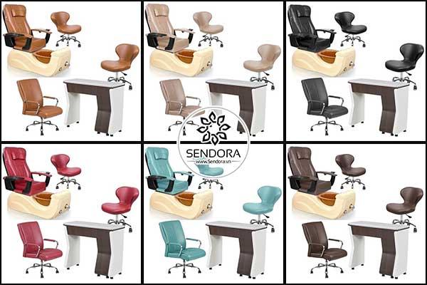Bộ bàn ghế nail PSD Brisa