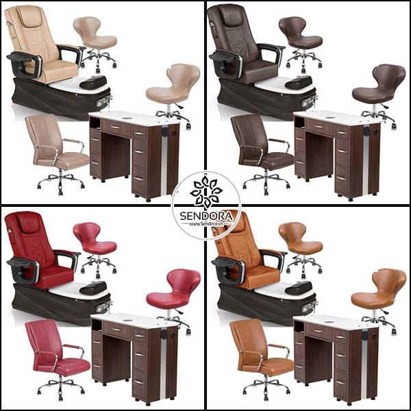 Bộ bàn ghế nail PSD-300