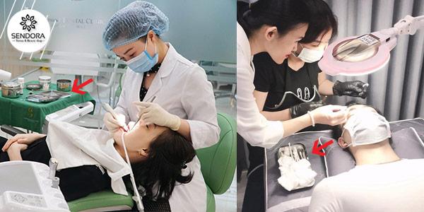 Ứng dụng khay inox y tế