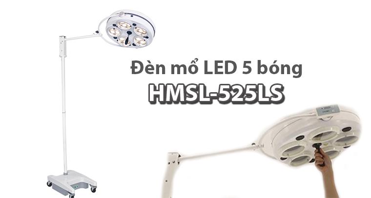 Đèn mổ led 5 bóng HMSL525LS