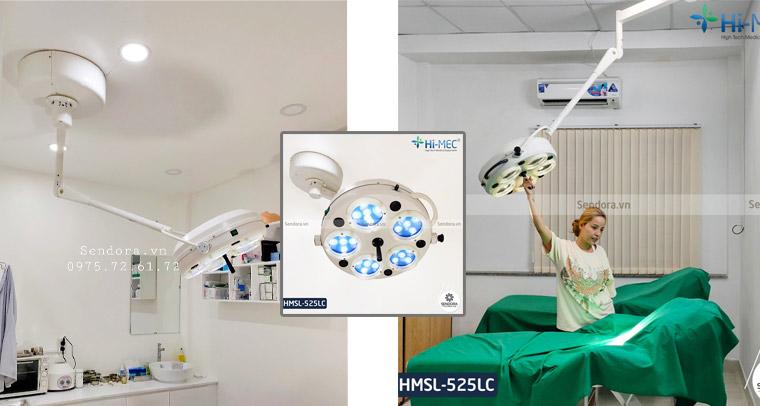 Đèn mổ treo trần HM525LC