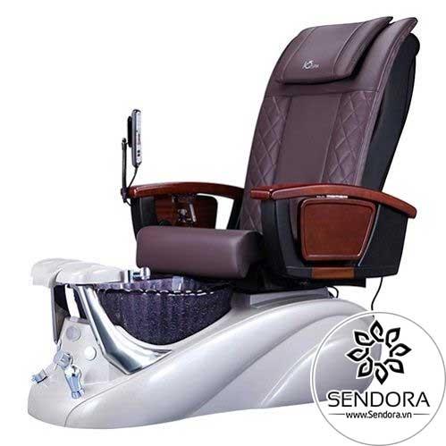 Một trong những mẫu ghế massage nail hiện đại nhất hiện nay