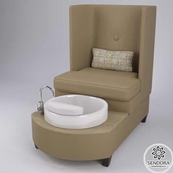 Một trong những mẫu ghế nail đơn đẹp nhất 2021