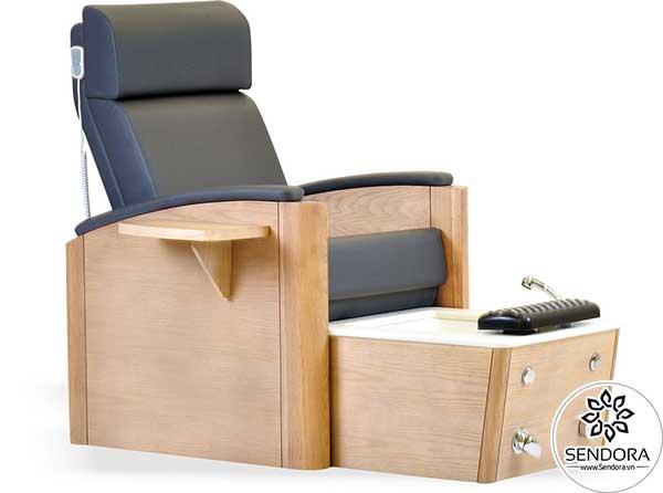 Mẫu ghế nail gỗ đẹp nhất 2021