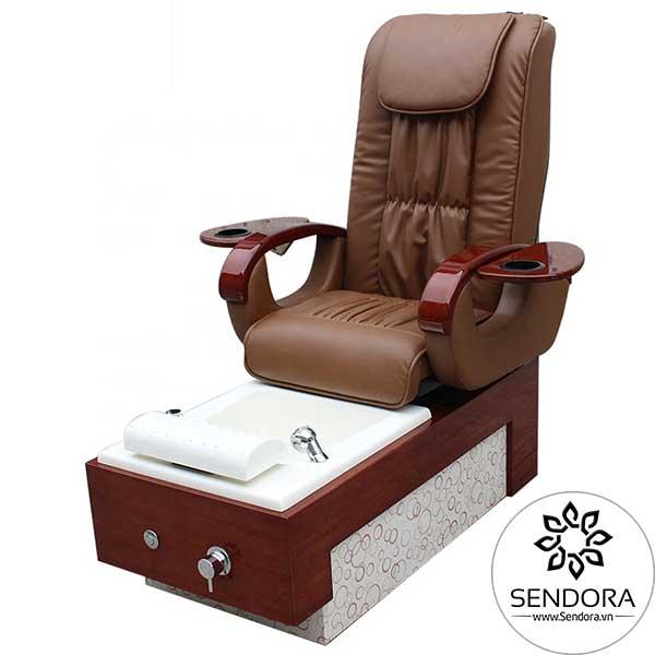 Ghế nail massage Hi-MEC mẫu 11 | Mẫu ghế nail rẻ & đẹp 2021