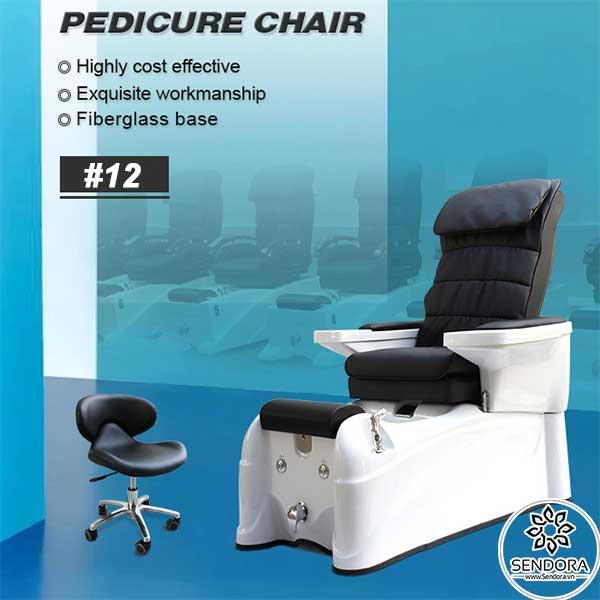 Ghế nail massage cao cấp Hi-MEC mẫu 12 do Sendora.vn phân phối chính hãng với giá tốt nhất thị trường