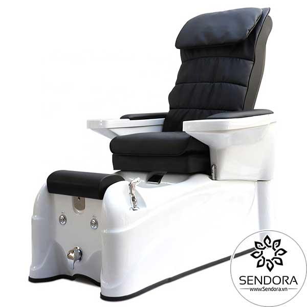 Ghế nail massage cao cấp Hi-MEC mẫu 12 | Ghế massage làm nail cao cấp cho tiệm nail