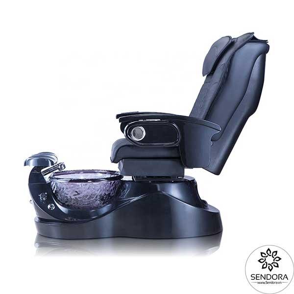 Mặt bên của ghế Massage Nail cao cấp Hi-MEC mẫu 2