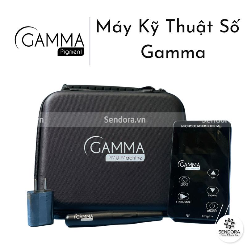 Máy Phun Xăm Kỹ Thuật Số Gamma PMU Machine