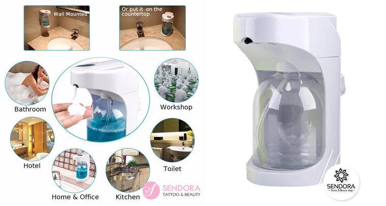 Máy rửa tay tạo bọt tự động