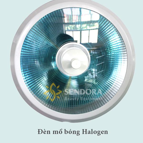 Đèn trong phòng mổ bóng Halogen