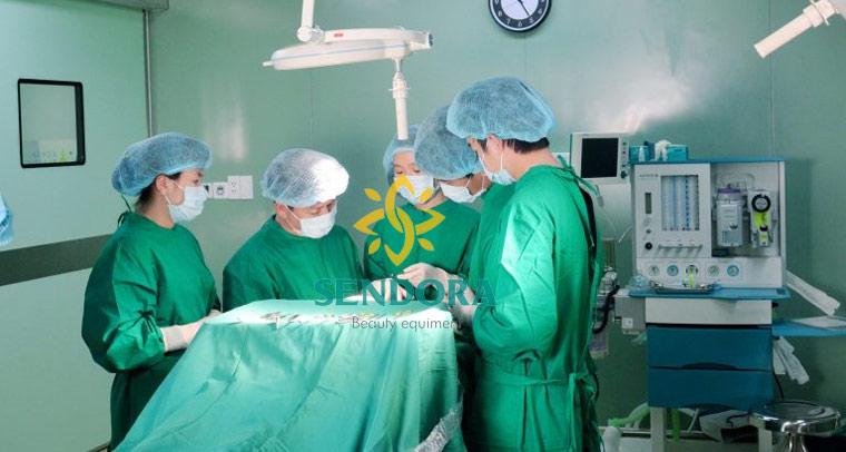 Đèn phẫu thuật không hắt bóng