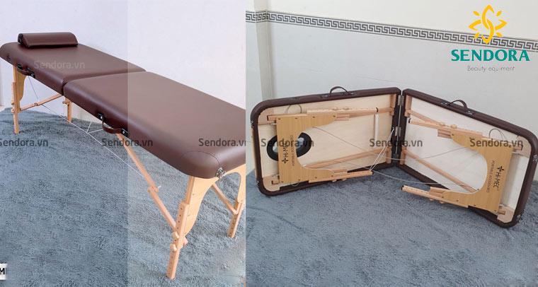 Giường vali gấp gọn giá cực tốt