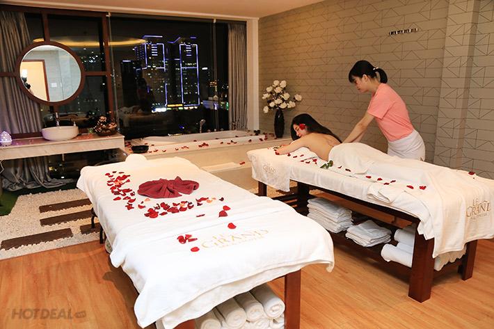 Ứng dụng giường spa masage gỗ