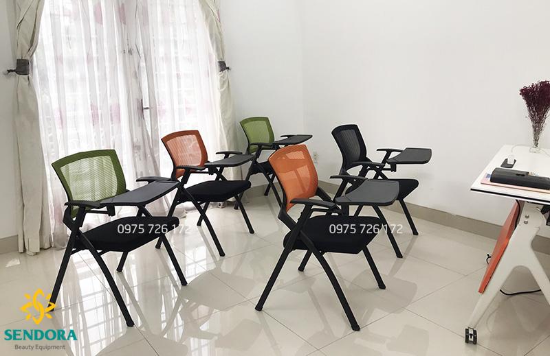 Kinh nghiệm lựa chọn ghế gấp liền bàn đa năng giá rẻ chuẩn nhất 2021