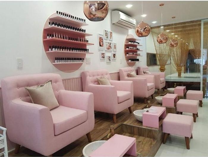 Ghế sofa nail