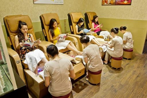 Sự phát triển của ngành nail