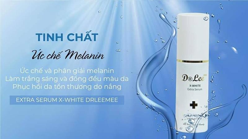 Tinh chất điều trị nám X-WHITE DR Lee Mee 30ml