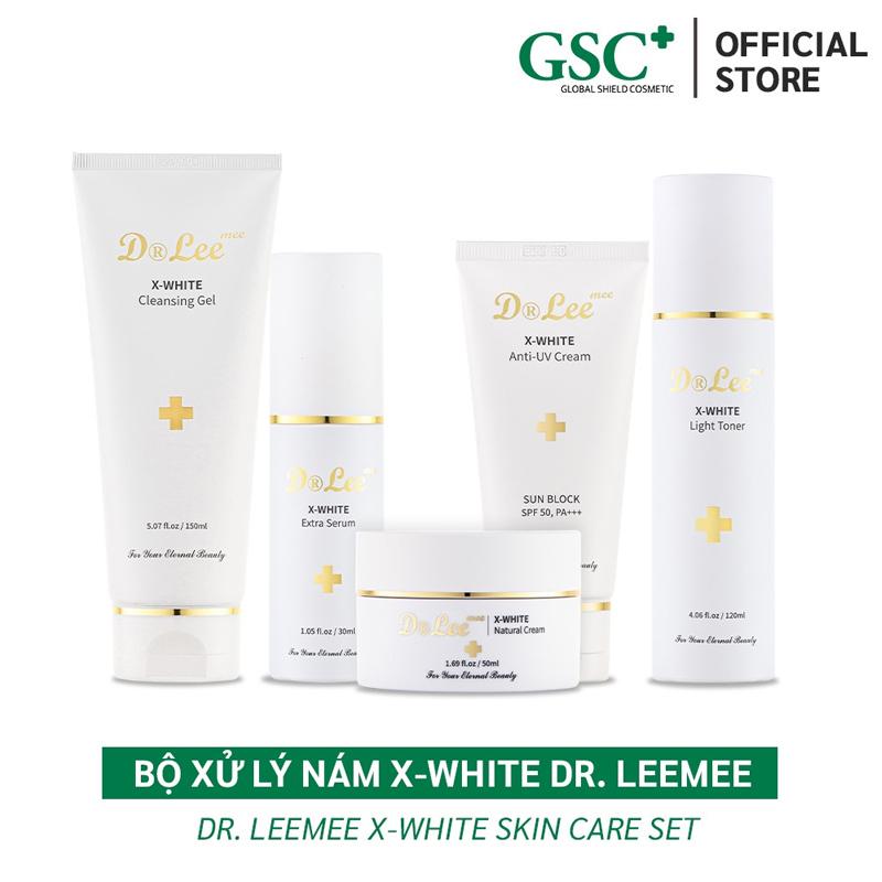 Bộ Xử Lý Nám Dr. Leemee X-White Skin Care Set