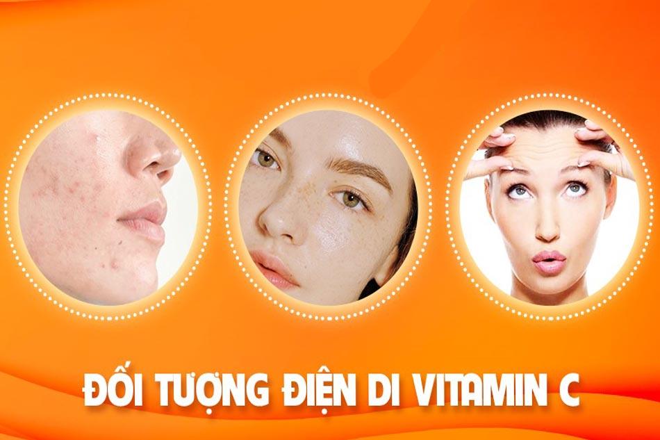 Điện di Vitamin C có tốt không? Quy trình điện di Vitamin C