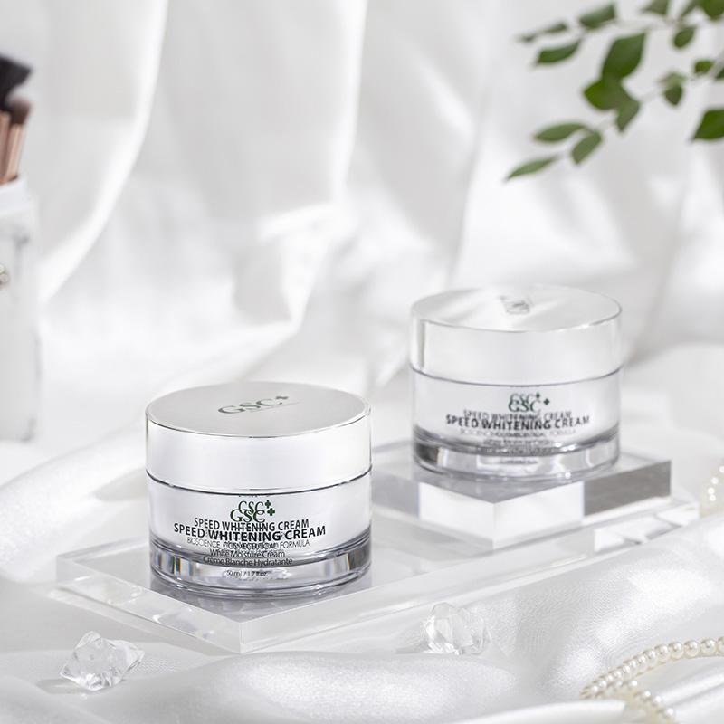 GSC Speed Whitening Cream, Kem dưỡng trắng GCS