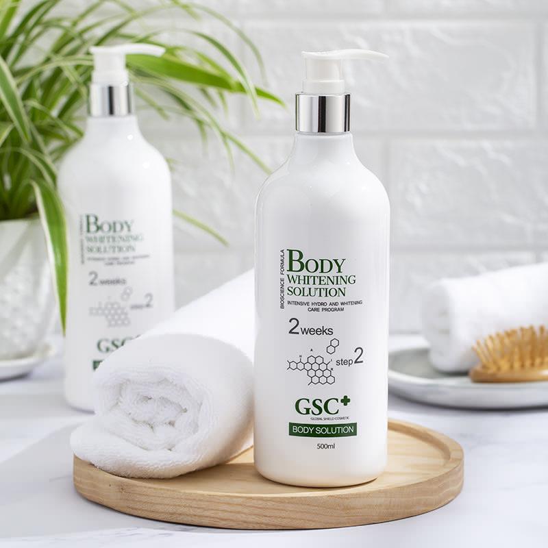 GSC Kem ủ trắng toàn thân Body Whitening Solution