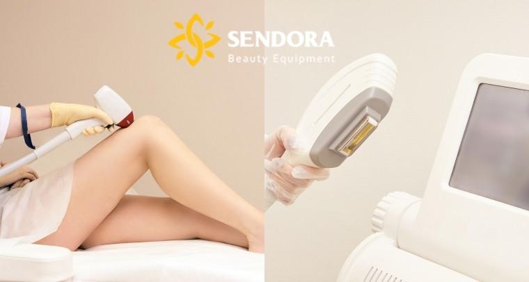 quy trình triệt lông tại spa