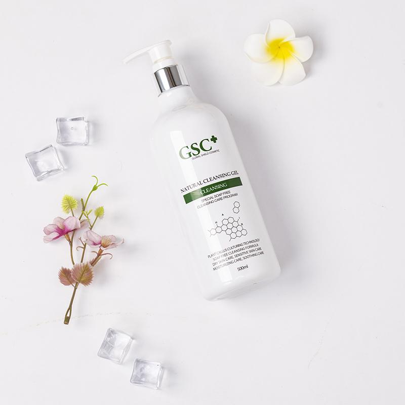 Sửa rửa mặt GSC Natural Cleansing Gel