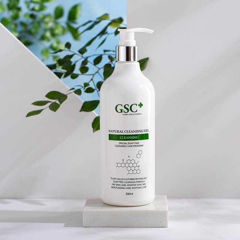 Sữa rửa mặt GSC natural cleansing Gel