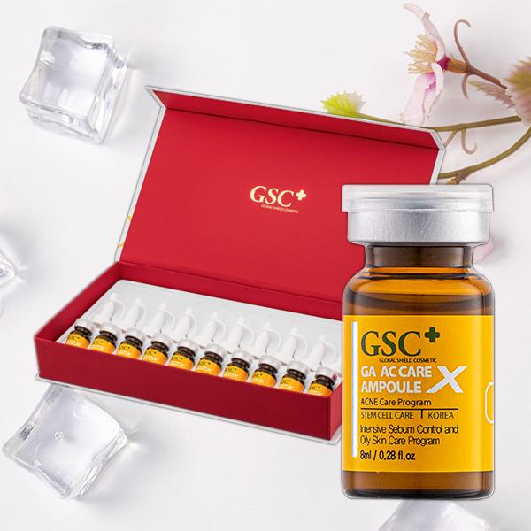 Tế bào gốc giúp điều trị mụn thương hiệu GSC+